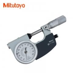Mitutoyo日本三丰 510系列 杠杆千分尺 510-141