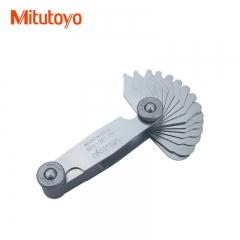 Mitutoyo日本三丰 186系列 半径规 186-107