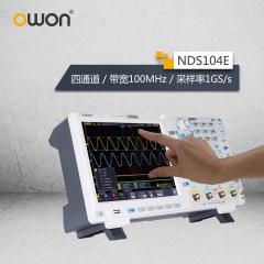 OWON利利普 NDS104E 14位高精度四通道示波器