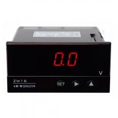 青岛青智ZW1604单相功率因数表(0.5级)