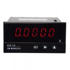青岛青智ZW1659交直流0.2级电流表