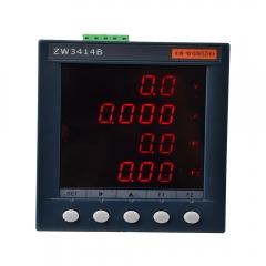 青岛青智ZW3414B单相综合电量表