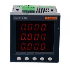 青智ZW3432B三相综合电量表