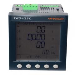 青智ZW3432C智能网络电力仪表