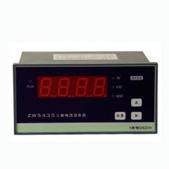 青岛青智ZW5435三相有功功率表0.5级