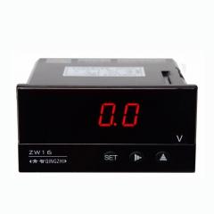 青岛青智 ZW1620V 0.5级单相单参数电量表