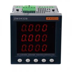 青岛青智 ZW3431B 三相综合电量表