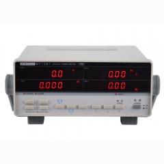 青岛青智 8713B1 8713B1-RS  单相电参数测量仪  数字功率计 8713B1-RS(带