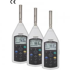 日本小野     LA-4441(精密声级计)等效噪音级噪声计