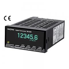 日本小野 TM-3100系列 数字式转速表示器 TM-3110