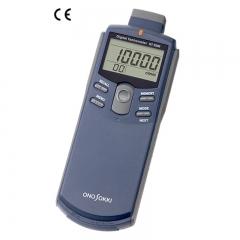 日本小野 HT-5500 接触与非接触式数字手持式转速表