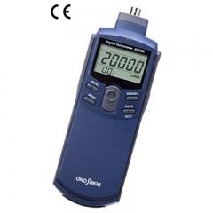 日本小野 HT-6200 外接传感器型手持式转速计