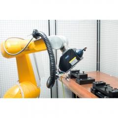 TESEQ NSG 439 带有全自动机器人的静电放电测试系统 静电枪