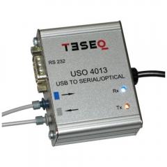 TESEQ USO 4013 USB串口/光纤转换器