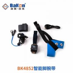 深圳白光 BK486除静电手环有线手腕带静电手环测试仪静电消除手环测试仪 BK4852