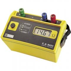 法国CA CA6423 接地回路电阻钳表