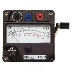 法国CA CA6503 手摇绝缘表