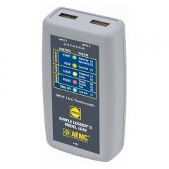 法国CA L642 温度/温湿度记录仪