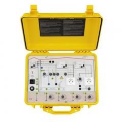 法国CA CA1670 电气安装实验箱