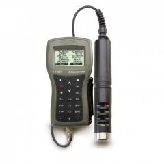 HANNA哈纳沃德 HI98292GT 双数据存储内置GPS多参数(16项)水质分析测定仪
