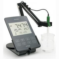 HANNA哈纳沃德 HI2020 微电脑pH-EC-TDS-DO-盐度-°C多参数水质测定仪