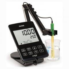 HANNA哈纳沃德 HI2030 微电脑pH-EC-TDS-DO-盐度-°C多参数水质测定仪
