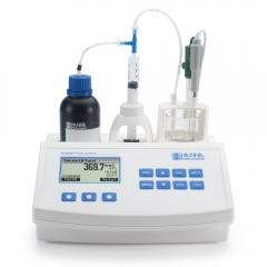HANNA哈纳沃德 HI84531 微电脑碱度滴定•酸度测定仪(适用水处理)