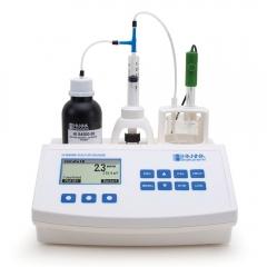 HANNA哈纳沃德 HI84500 微电脑二氧化硫滴定•氧化还原测定仪(适用葡萄酒行业)