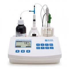 HANNA哈纳沃德 HI84502 微电脑总酸度滴定•酸度测定仪(适用葡萄酒行业)