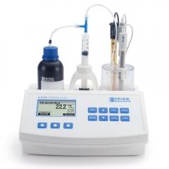 HANNA哈纳沃德 HI84529 微电脑可滴定酸滴定•酸度测定仪(适用乳制品行业)