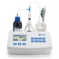 HANNA哈纳沃德 HI84533 微电脑甲醛指数滴定•酸度测定仪(适用葡萄酒和果汁行业)