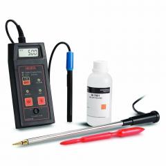 HANNA哈纳沃德 HI993310 微电脑电导率EC-盐活度测定仪