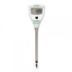 HANNA哈纳沃德 HI98331 微电脑土壤电导率EC -温度℃测定仪