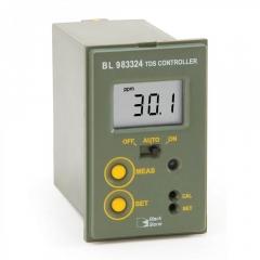 HANNA哈纳沃德 BL983324 镶嵌式微电脑总固体溶解度(49.9 ppm)测定控制器