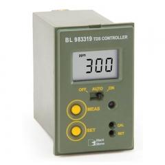 HANNA哈纳沃德 BL983319 镶嵌式微电脑总固体溶解度(1999 ppm)测定控制器