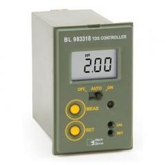 HANNA哈纳沃德 BL983318 镶嵌式微电脑总固体溶解度(10.00 ppt)测定控制器