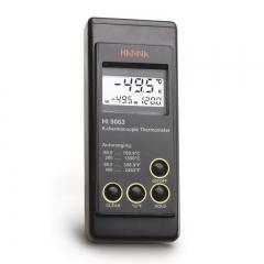 HANNA哈纳沃德 HI9063 微电脑宽(1350 °C)温度测定仪