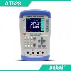 常州安柏 手持式电池内阻测试 AT528