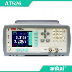 常州安柏 AT526系列 电池内阻测试仪 AT526B