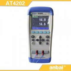 常州安柏 AT4200系列 手持多路温度测试仪 AT4202