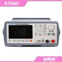 常州安柏 AT6832 漏电流测试仪