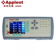 常州安柏 AT4108 多路温度测试仪