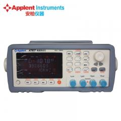 常州安柏 AT610D 电容测试仪