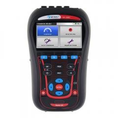 METREL美翠 MI2885S级四通道手持式电力质量分析仪