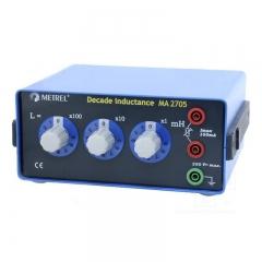 METREL美翠 MA2705 十进制标准电感箱