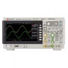 是德科技 DSOX1102G 示波器 70/100 MHz 2 个模拟通道