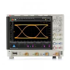 是德科技 MSOS804A 高清晰度示波器 8GHz 4个模拟通道和16个数字通道