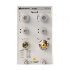 是德科技 86105C 9GHz 光/20GHz 电采样模块 750至1650nmSMF和MMF