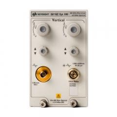是德科技 86116C 40至65GHz 光插入式模块和80GHz 电插入式模块