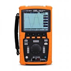 是德科技 U1602B U1604B U1600系列 手持式数字示波器 U1602B